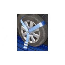 Sangle de roue porte voiture 1 Point - PAR 2
